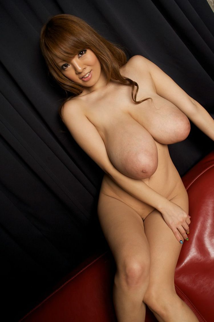 Wow! Asian babe with mega tits - 30