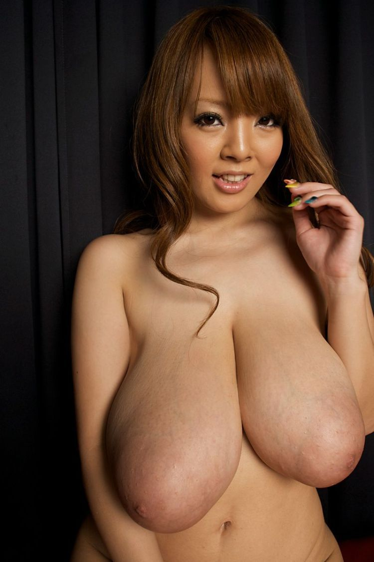 Wow! Asian babe with mega tits - 31