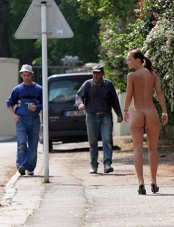 Naked in the street. No shame, no conscience ;) - 03