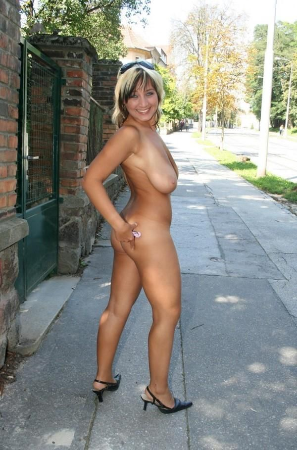 Naked in the street. No shame, no conscience ;) - 04