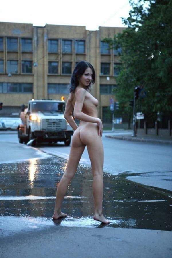 Naked in the street. No shame, no conscience ;) - 08