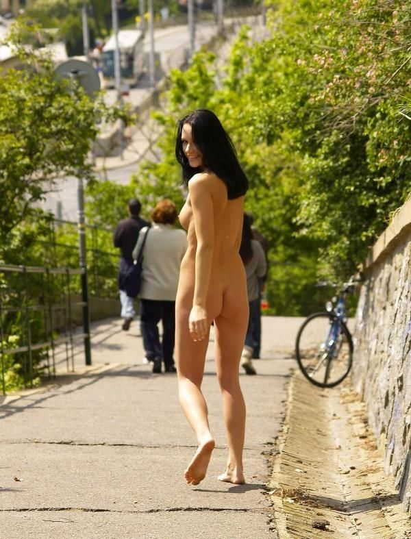 Naked in the street. No shame, no conscience ;) - 09
