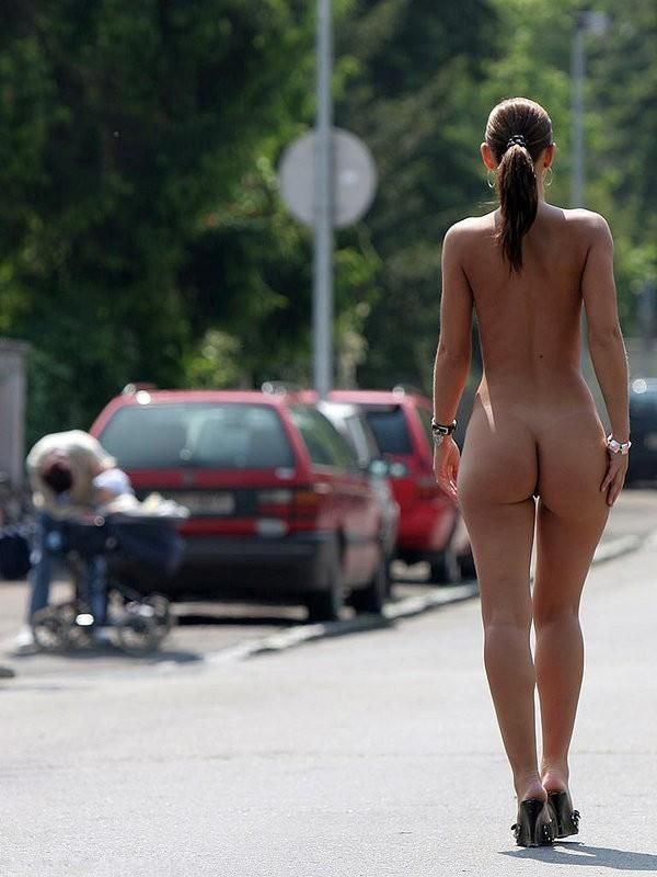 Naked in the street. No shame, no conscience ;) - 11