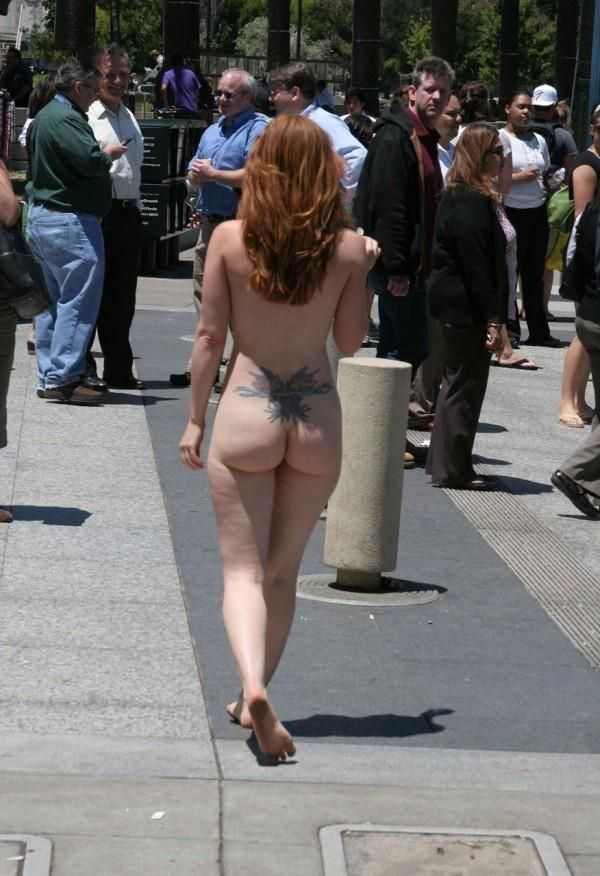 Naked in the street. No shame, no conscience ;) - 15