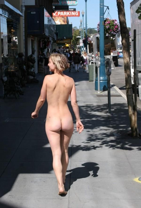 Naked in the street. No shame, no conscience ;) - 23