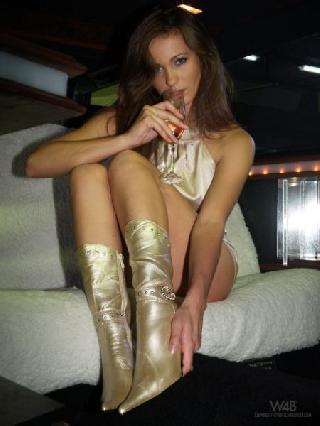 Stunning Kyla Cole