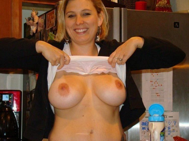 Girls show their tits - 51