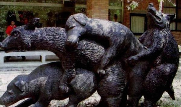Such unusual monuments - 11