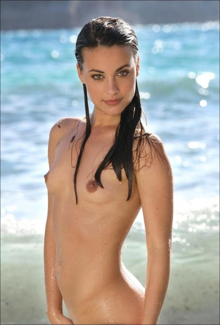 most sexy female on beach