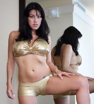 Hot babe Megan Jones