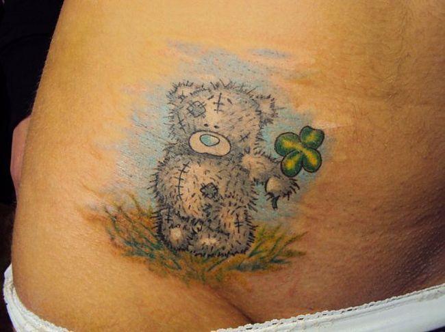 Pussy tattoos - 14