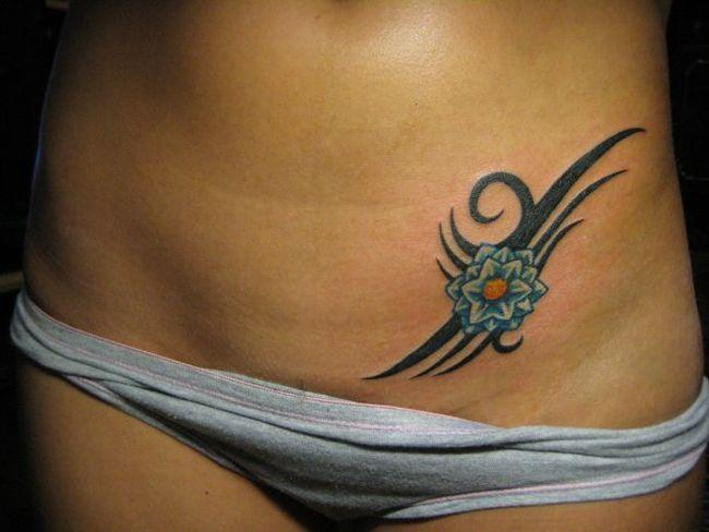 Pussy tattoos - 18
