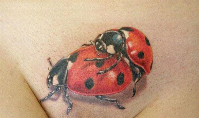 Pussy tattoos - 6