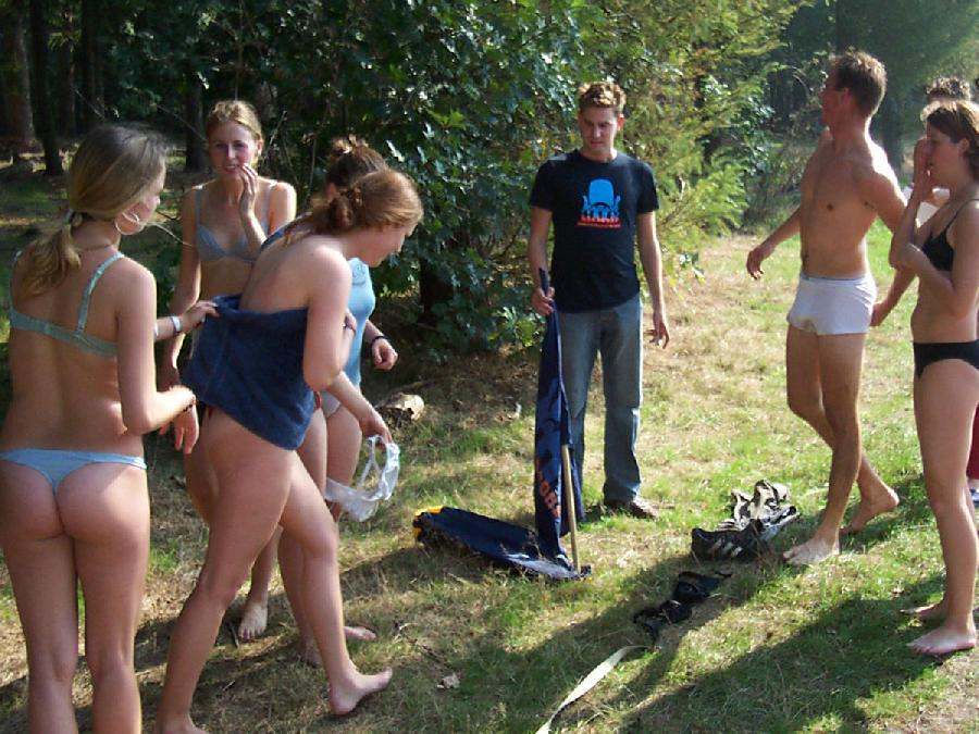 Crazy students and their college initiations - 4