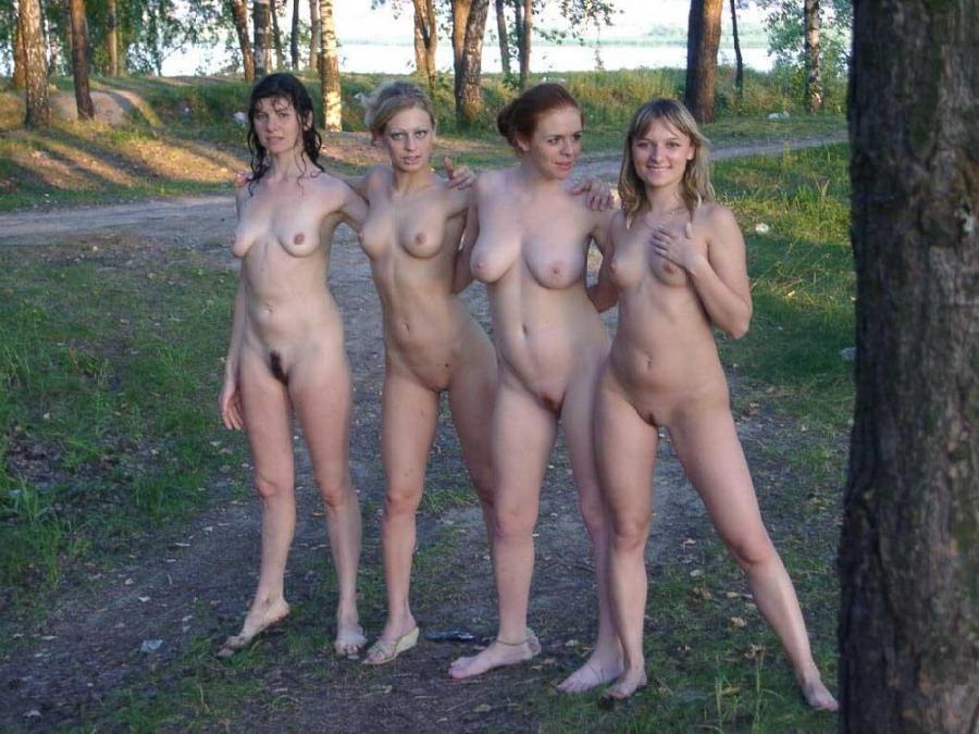 Голые девки русские фото