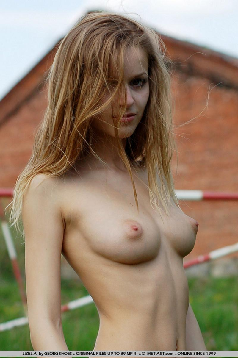 Beauty nude girl your