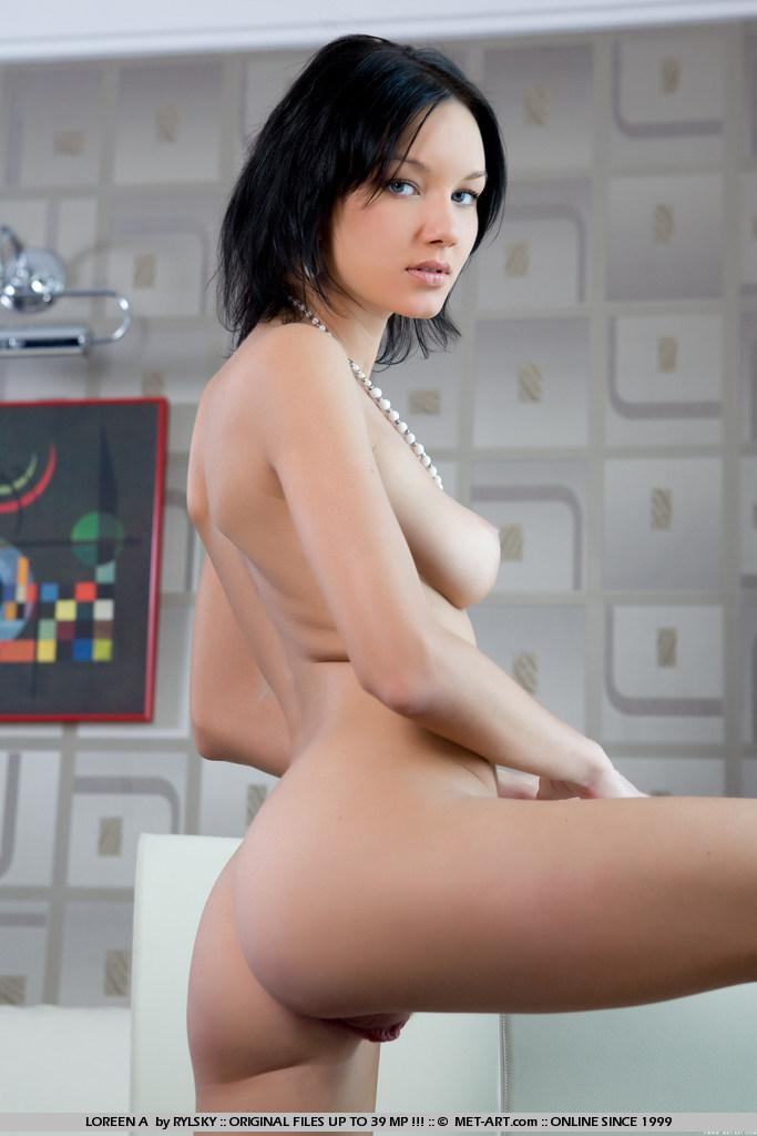 Hot model showing her body for you - 5
