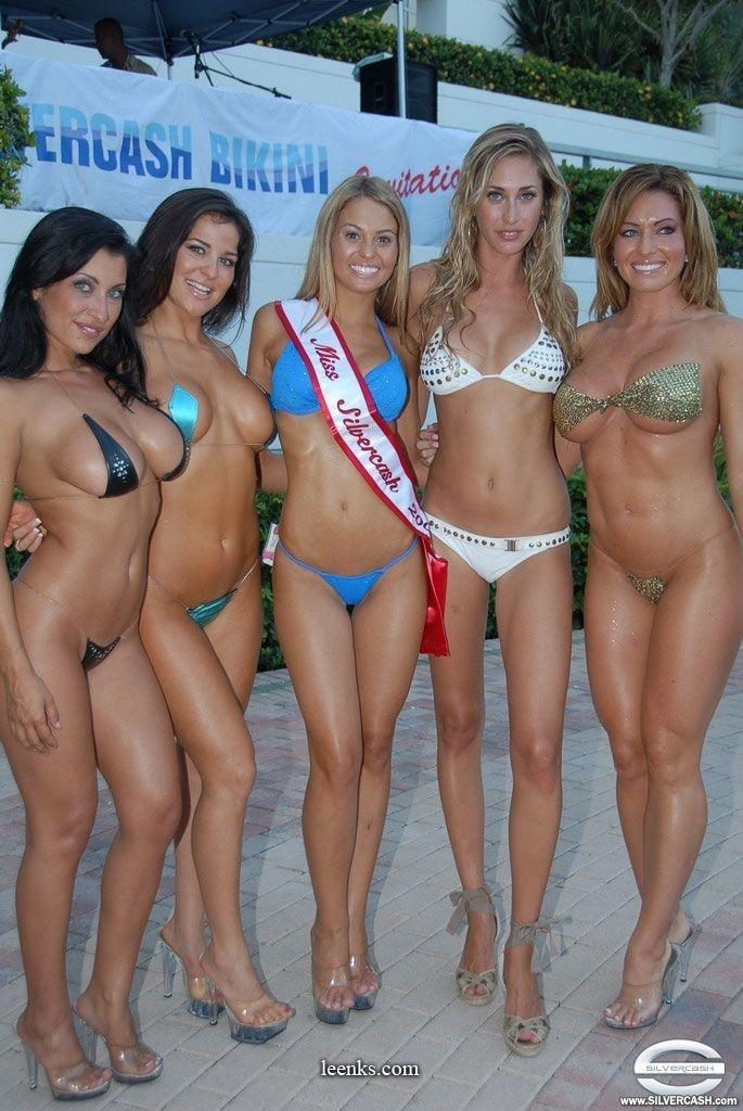 Bikini contest gallery silvercash
