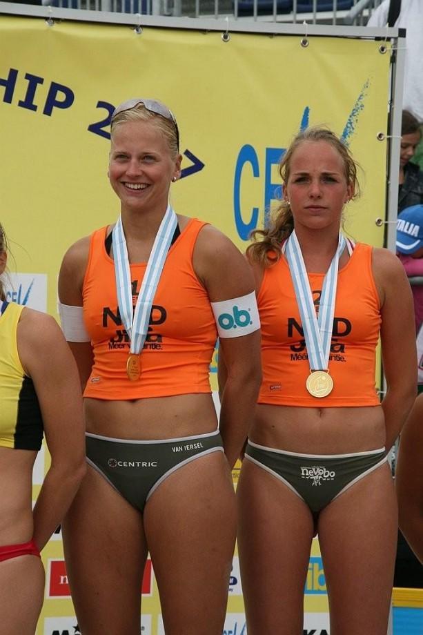 Voyeur volleyball