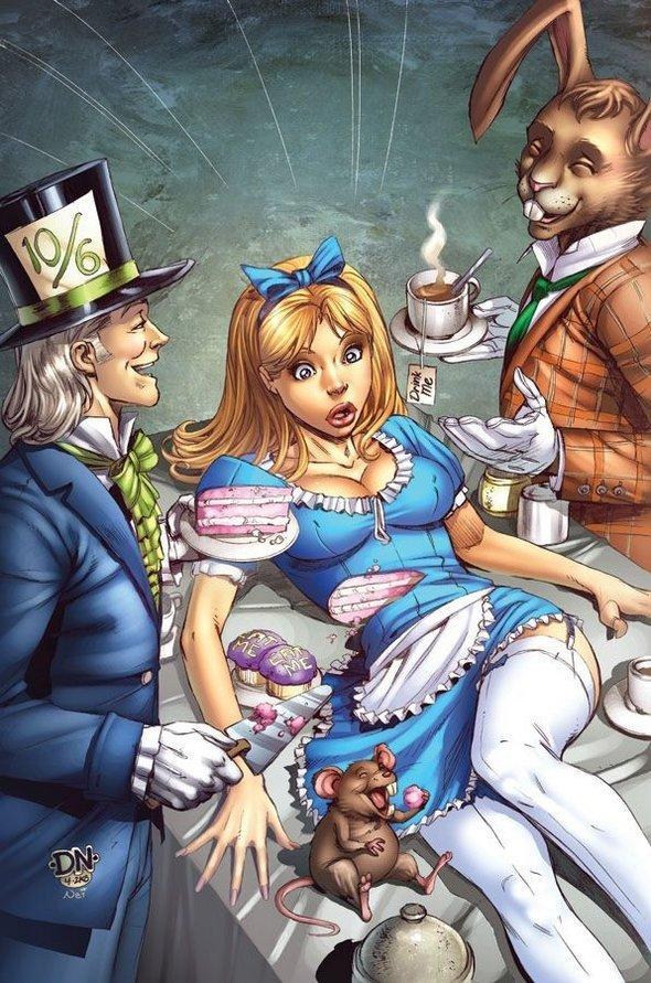 Alice in Weird Land - 2