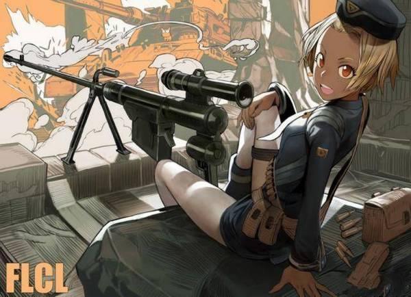 Hot anime girls - 12