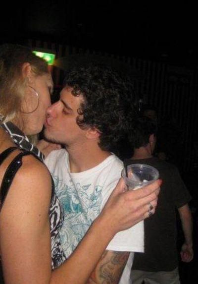 Be careful who you kiss when you are drunk - 1