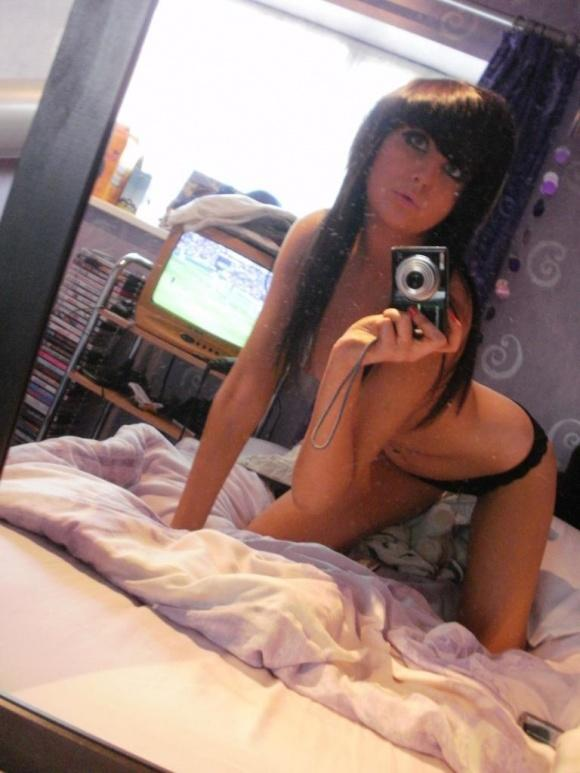 Hot n horny scene chick - 13
