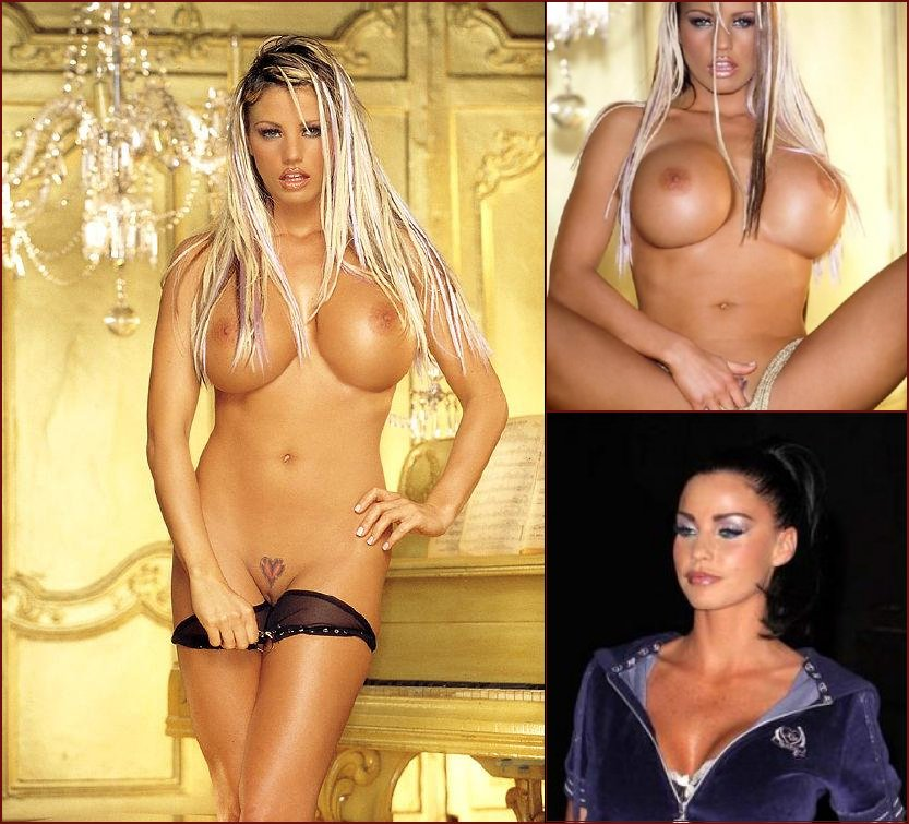 Marvelous Katie Price.  - 8