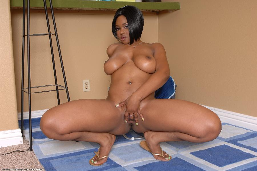 Black girl with firm ass - 13